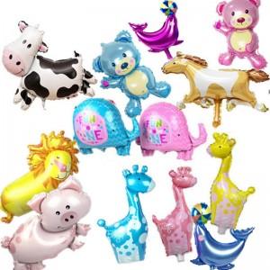 1-piece-tiger-font-b-balloons-b-font-40-30cm-font-b-animal-b-font-zebra