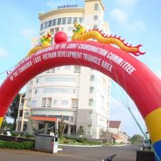 HN: cho thuê cổng hơi -khí cầu