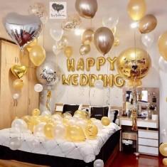 Nhận trang trí phòng cưới giá rẻ